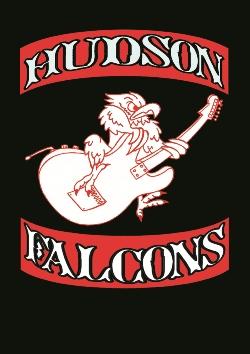 Hudson Falcons - Sleep, Drive, Rock 'n' Roll, Repeat